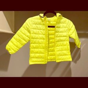 Gap Kids Light Puffed Jacket